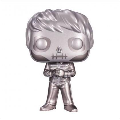 FUNKO POP! Rocks: My Chemical Romance - Skeleton Gerard Way (MT/Platinum) [IE] (56137)
