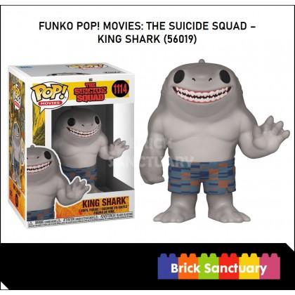 FUNKO POP! Movies: TheSuicideSquad - King Shark (56019)
