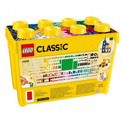 LEGO Classic 10698 Creative Brick Box