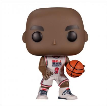 FUNKO POP! Vinyl NBA: Legends - Michael Jordan (1992 Team USA White Uniform) (IE) (56400)