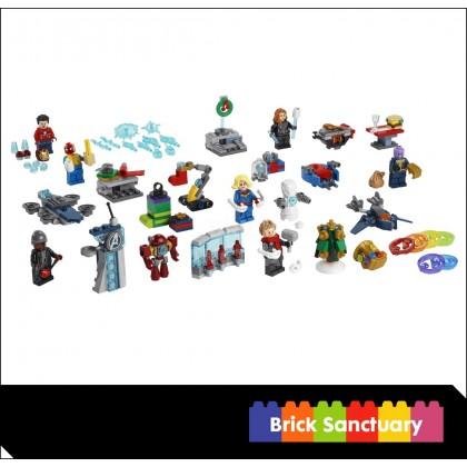 LEGO Marvel Super Heroes 76196 : The Avengers Advent Calendar