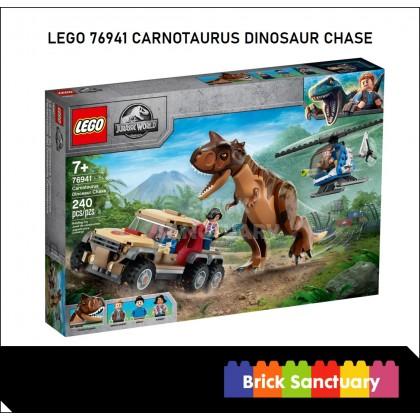 LEGO Jurassic World 76941 Carnotaurus Dinosaur Chase