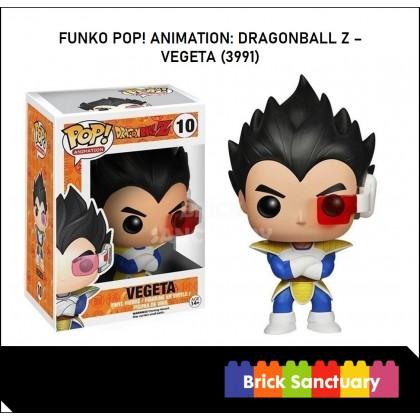FUNKO POP! Vinyl Animation: Dragon Ball Z - Vegeta (3991)
