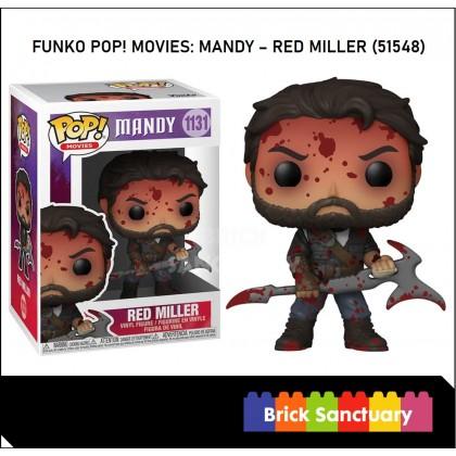 FUNKO POP! Vinyl Movies: Mandy - Red Miller (51548)