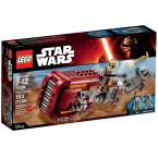 LEGO Star Wars 75099 Rey's Speeder