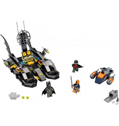 LEGO DC Super Heroes 76034 Batboat Harbour Pursuit