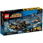 LEGO DC Super Heroes 76034 Batboat Harbour Pursuit