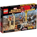 LEGO Marvel Super Heroes 76037 Rhino & Sandman Super Villain Team-Up