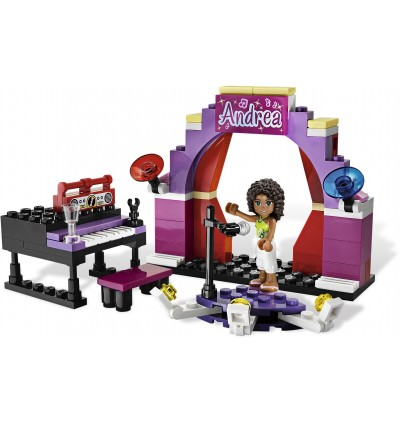 LEGO Friends 3932 Andrea's Stage