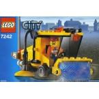 LEGO City 7242 Street Sweeper