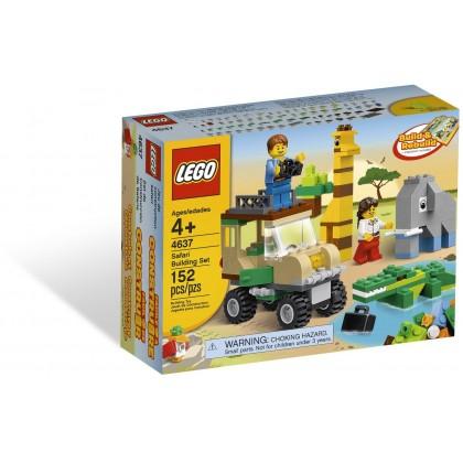 LEGO Classic 4637 Safari Building Set