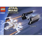 LEGO Star Wars 4484 X-Wing Fighter & TIE Advanced