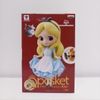 Banpresto Q Posket Alice Pastel Version (35487)