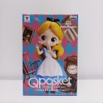 Banpresto Q Posket Alice Thinking Time Normal Version (35470)