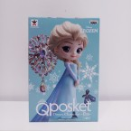 Banpresto Q Posket Elsa Pastel Version (35508)