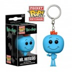 FUNKO Pocket POP! Keychain: Rick & Morty - Mr. Meeseeks (12921)