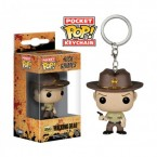 FUNKO Pocket POP! Keychain: The Walking Dead - Rick (4451)