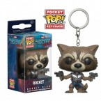 FUNKO Pocket POP! Keychain: Guardians of the Galaxy Vol. 2 - Rocket (13217)