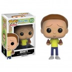FUNKO POP! Vinyl Animation: Rick & Morty - Morty (9016)