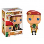 FUNKO POP! Vinyl Asia: Street Fighter Series 1 - Cammy (1221)