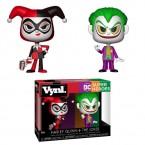 FUNKO VYNL Heroes DC Comics: 2PK Harley Quinn & The Joker (25528)