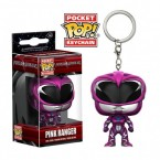 FUNKO Pocket POP! Keychain: Power Rangers - Pink Ranger (12348)