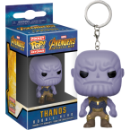 FUNKO Pocket POP! Keychain: Avengers Infinity War - Thanos (27301)
