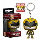 FUNKO Pocket POP! Keychain: Power Rangers - Yellow Ranger (12350)