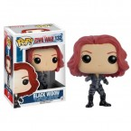 FUNKO POP! Vinyl Marvel: Captain America 3 - Civil War - Black Widow (7230)