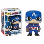FUNKO POP! Vinyl Marvel: Captain America 3 - Civil War - Captain America (7223)