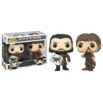 FUNKO POP! Vinyl Television: Game of Thrones - Battle of the Bastards 2 Pack (12378)
