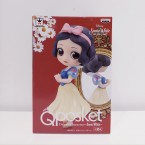 Banpresto Q Posket Snow White Pastel Version
