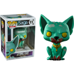 FUNKO POP! Vinyl Comics: Saga S1 - Lying Cat (Bloody) IE (28891) *Exclusive