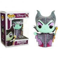 FUNKO POP! Vinyl Disney: Maleficent (Diamond Glitter) IE (29132) *Exclusive