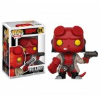 FUNKO POP! Vinyl Comics: Hellboy - Hellboy w/ Jacket (22715)
