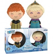 FUNKO POP! Dorbz: Frozen - Elsa & Anna 2 Pack TRU EX (21308) *Exclusive
