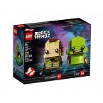 LEGO Brickheadz 41622 Peter Venkman & Slimer