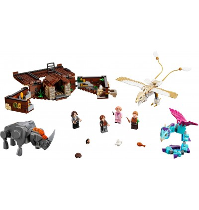 LEGO Wizarding World 75952 Fantastic Beasts: Newt's Case of Magical Creatures