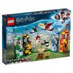 LEGO Wizarding World 75956 Harry Potter: Quidditch Match