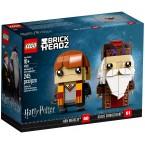 LEGO Brickheadz 41621 Ron Weasley & Albus Dumbledore