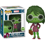 FUNKO POP! Vinyl Marvel: Marvel - Lawyer She Hulk ECCC 2018 (28706) *Exclusive