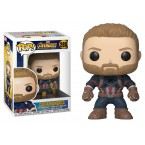 FUNKO POP! Vinyl Marvel: Infinity War - Captain America (26466)