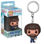 FUNKO Pocket POP! Keychain: TV - Bob Ross (30302)