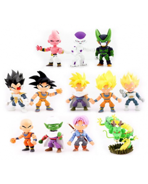 The Loyal Subjects Dragon Ball Z (DBZ) Wave 1 Blind Boxes Action Vinyls