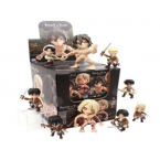 The Loyal Subjects Attack On Titan Wave 1 Blind Boxes Action Vinyls