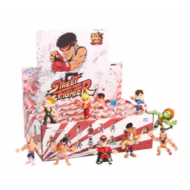 The Loyal Subjects Street Fighter Wave 1 Blind Boxes Action Vinyls