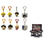 UCC Distributing : Attack On Titan Hangers in Blind Bags
